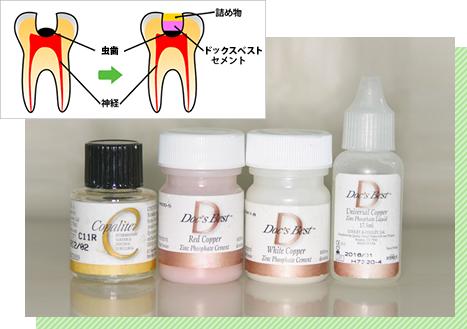 「歯の神経を守る」治療